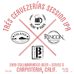 Rincon Tres Cervezerias Session IPA