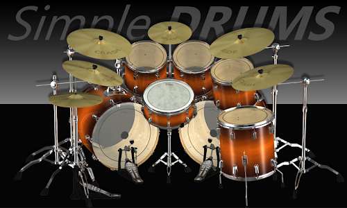Simple Drums - Rock v1.2.1