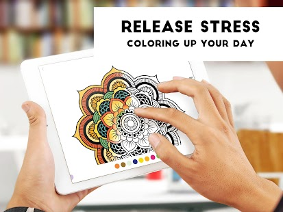 Coloring Book For : Incolor coloring book for adults android apps on google play