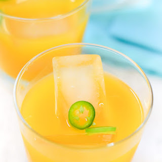 Mango Margarita on the Rocks Recipe