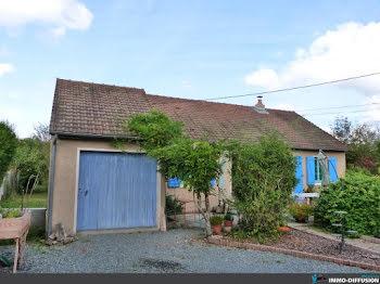 maison à Saint-Silvain-Bas-le-Roc (23)