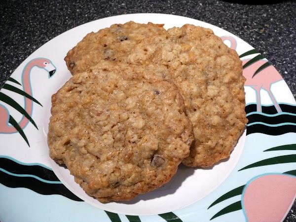1952 City School Flying Saucers (ranger Cookies) Recipe
