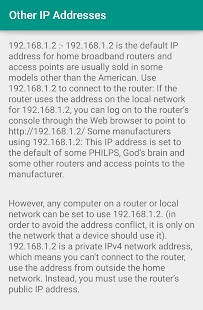 Router Configuration Pro screenshot