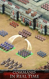 Empire War: Age of hero APK screenshot thumbnail 2