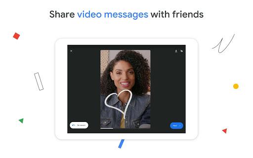 Google Duo - High Quality Video Calls 94.0.321256631.DR94_RC05 screenshots 8
