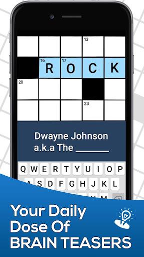 Daily Themed Crossword - A Fun crossword game filehippodl screenshot 4