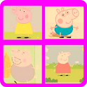 Guess The Pink Piggy icon