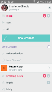 Mainframe: Productive Messaging for the Workplace- screenshot thumbnail