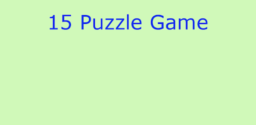 15 Puzzle - Apps on Google Play