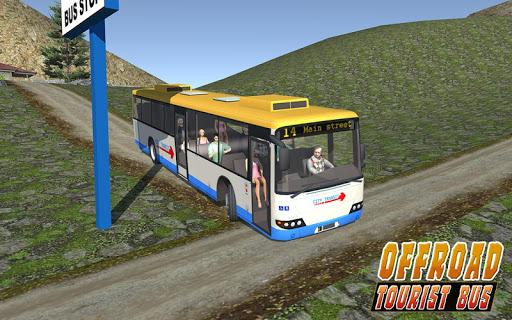Uphill offroad bus driving sim 1.0.8 screenshots 15