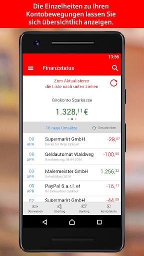Sparkasse   Ihre mobile Filiale  screenshots 2