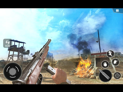 World War II Survival: FPS Shooting Game  screenshots EasyGameCheats.pro 5