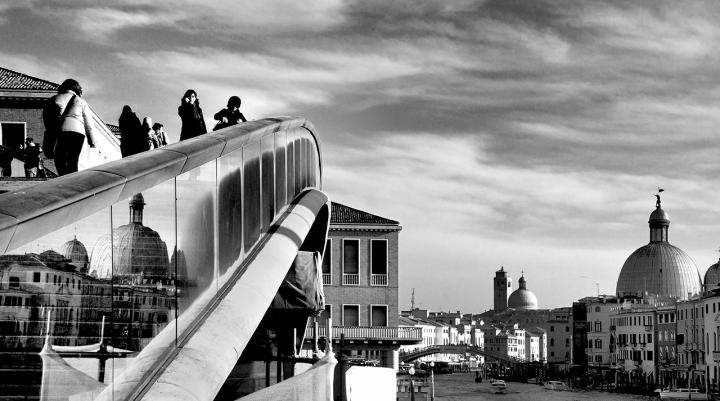 Modern Venice di Salvatore Gulino