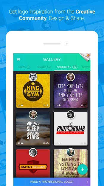 Logo Maker & Logo Creator screenshot 2