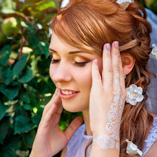 Wedding photographer Anna Zmushko (zmushka16). Photo of 08.08.2016