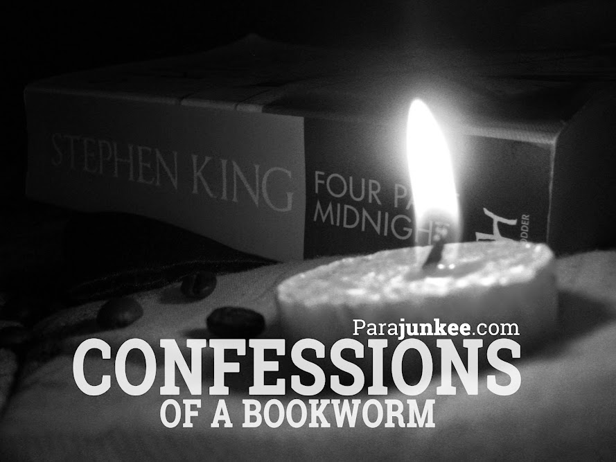 Confessions of a Bookworm #12