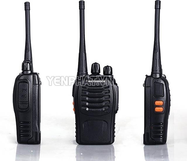 Bộ đàm cầm tay giá rẻ Motorola GP850