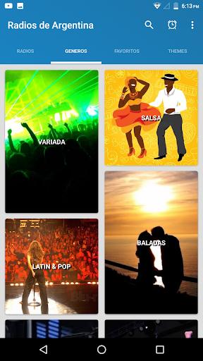 radios de argentina screenshot 3
