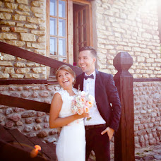 Wedding photographer Irina Budzinskaya (Irinabu). Photo of 12.08.2014