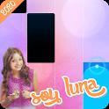 Soy Luna Piano Keyboard Magic Tiles Music Game icon