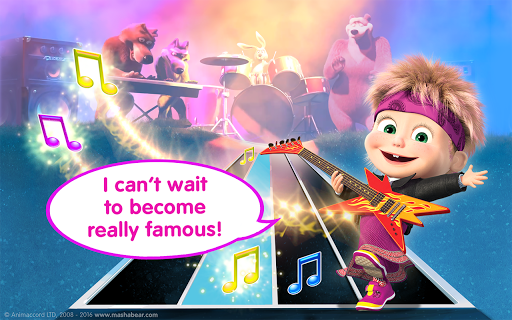 Masha and the Bear Child Games filehippodl screenshot 23