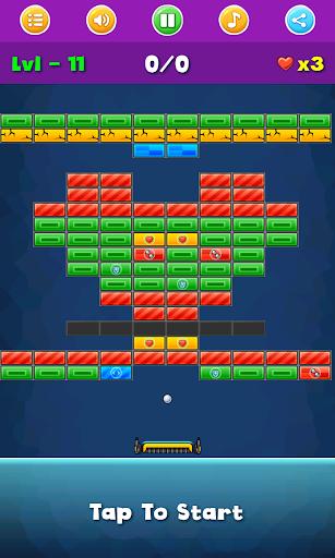 Super Brick Breaker apktram screenshots 8