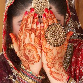 by TANVEER Ali - Wedding Bride