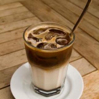 Frozen Coffee.