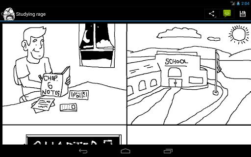 Rage Comics Reader screenshot 4
