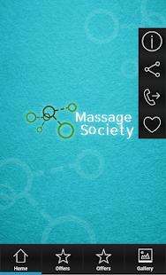 Massage Society - náhled