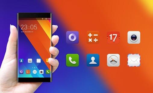 Theme for Meizu MX5 - náhled