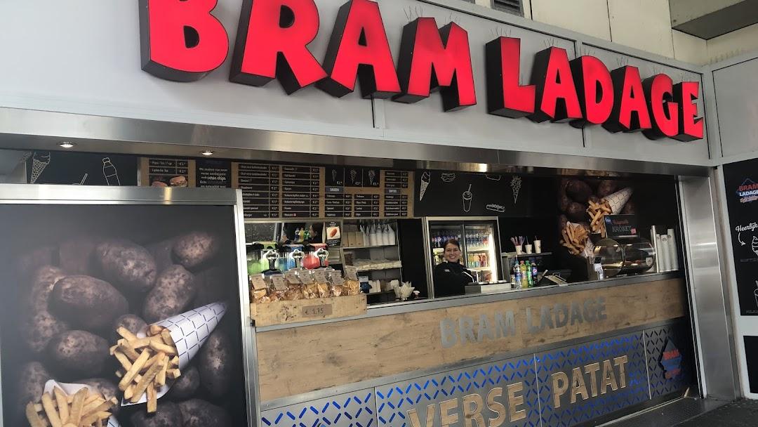 Bram Ladage Zuidplein Laag Snackbar In Rotterdam