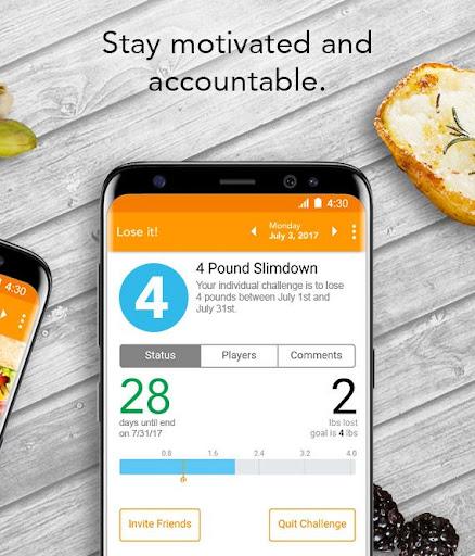 Lose It! - Calorie Counter screenshot 7