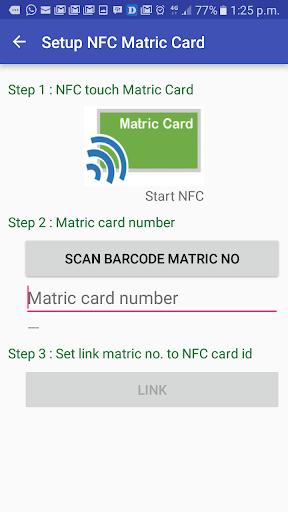 Smart-Hadir 1.85 screenshots 3