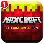 MaxCraft Crafting Adventure & Building Games Icon