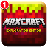 Tải Game MaxCraft Crafting Adventure & Building Games