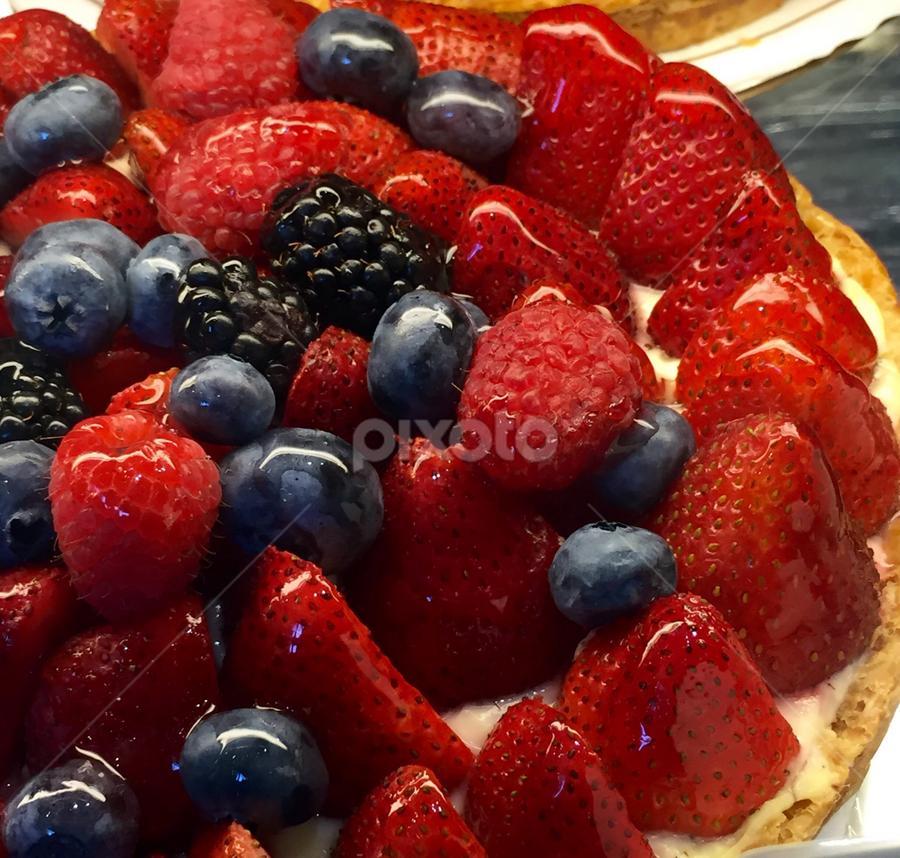 Sweet Tart by Lope Piamonte Jr - Food & Drink Candy & Dessert (  )