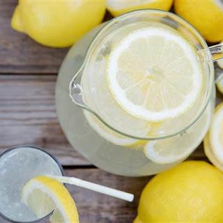Martha Stewart's Extra-Lemony Lemonade.