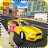 Taxi Driver Simulator Game 2017