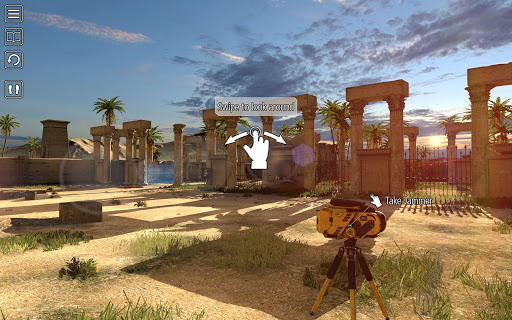 The Talos Principle (Full) Games for Android screenshot