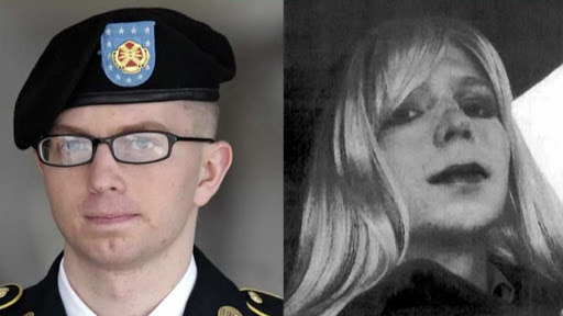 Bradley Manning is released and gets NYT photo shoot