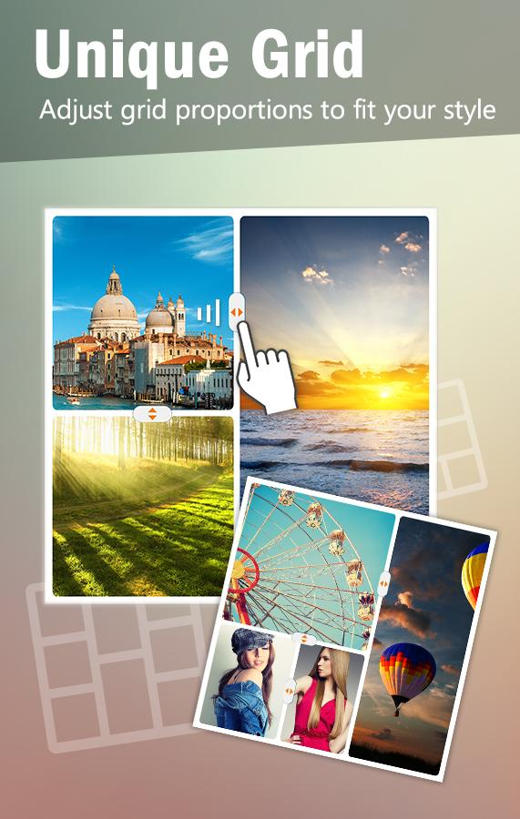 Photo collage layout editor android apps on google play for Store layout maker