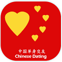 Chinese dating app nearby chat icon