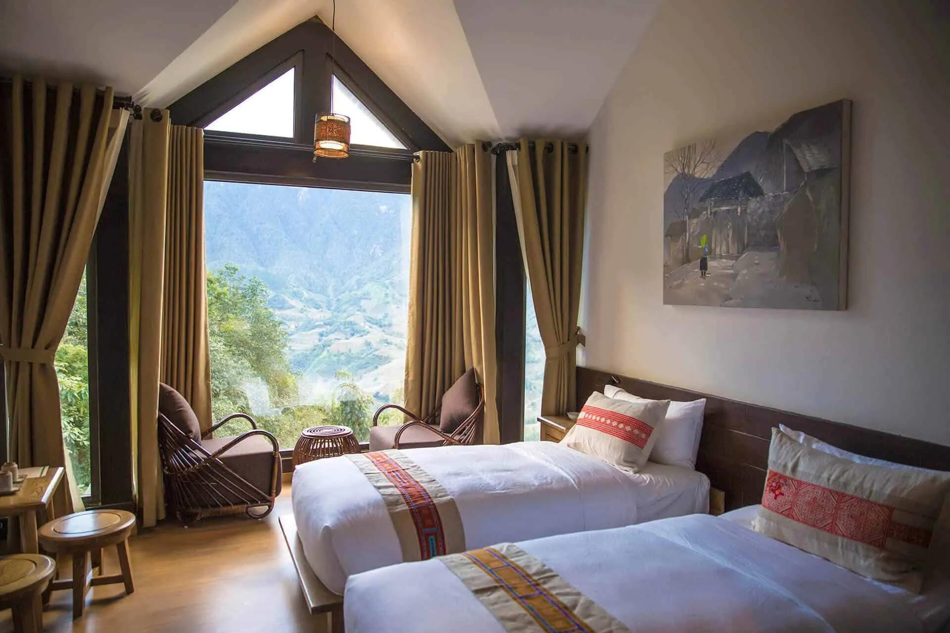 Top 9 khách sạn Sapa sở hữu tầm nhìn cực ấn tượng