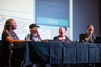 Photo: Joukkorahoituksesta keskusteltiin elokuvateatteri Andorrassa