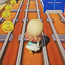 Ice Princess Run Subway Rush APK