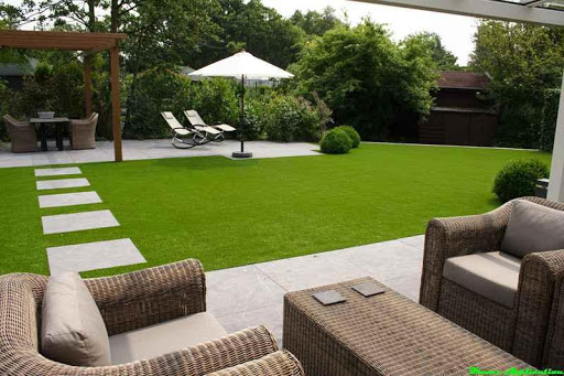 Artificial Grass Design Ideas