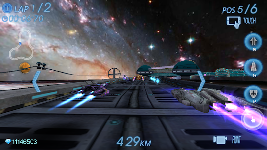 Space Racing 3D – Star Race Apk Download For Android and iPhone 4