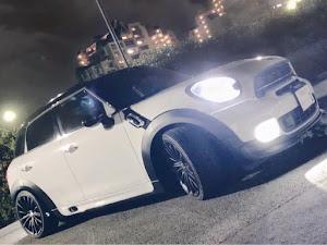 MINI Crossoverのカスタム事例画像 ༺kaede༻さんの2020年03月02日22:17の投稿