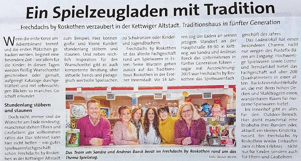2f6ef46d9bb30 Frechdachs by Roskothen Spielwaren in Essen